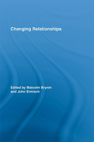 Changing Relationships