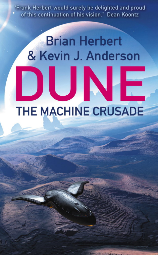 The Machine Crusade Legends of Dune 2