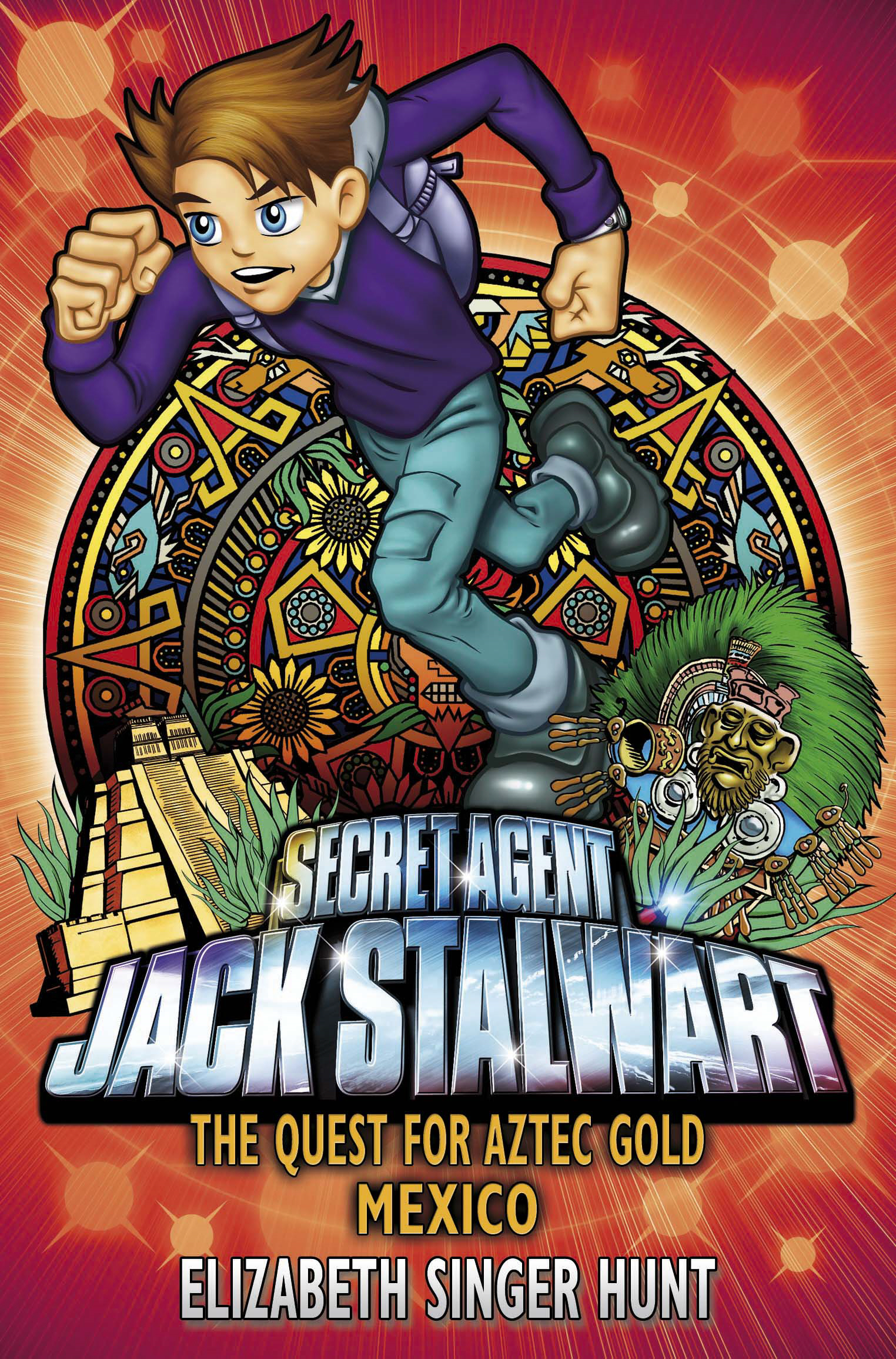 Jack Stalwart: The Quest for Aztec Gold Mexico: Book 10