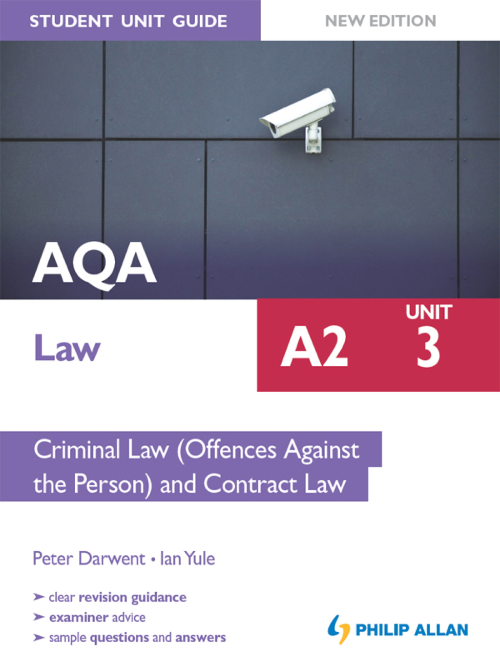 AQA Law A2 Student Unit Guide: Unit 3 New Edition: Criminal Law (Offences Against the Person) and Contract Law ePub