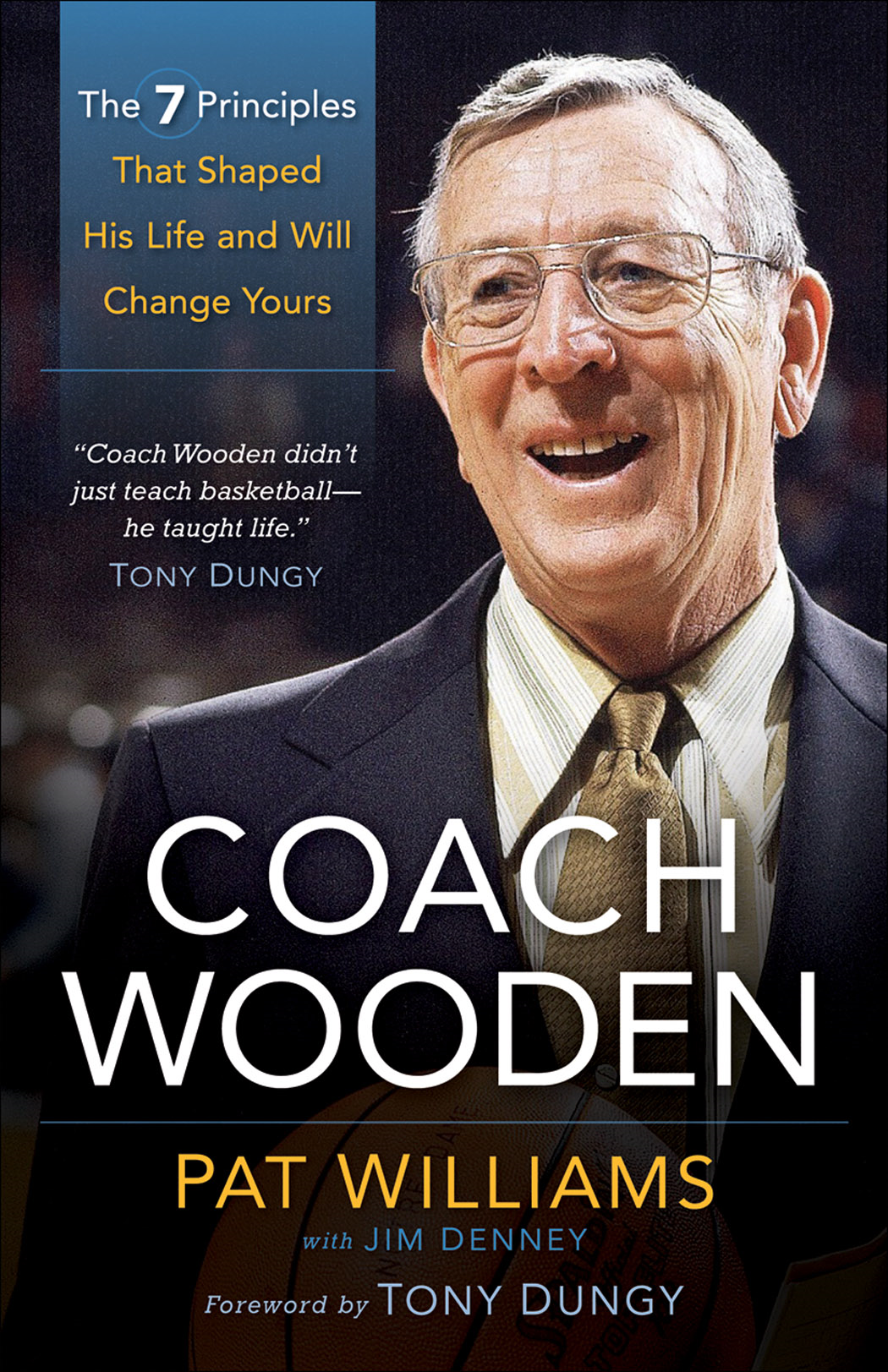 Coach Wooden By: James Denney,Pat Williams