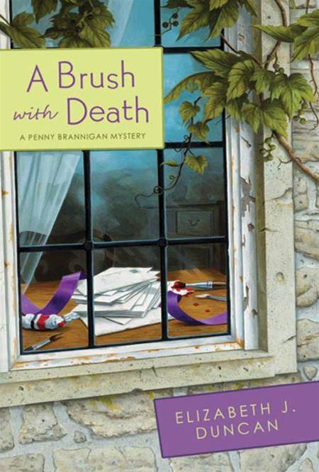 A Brush with Death By: Elizabeth J. Duncan