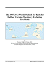 The 2007-2012 World Outlook For Parts For Rubber Working Machinery Excluding Tire Molds
