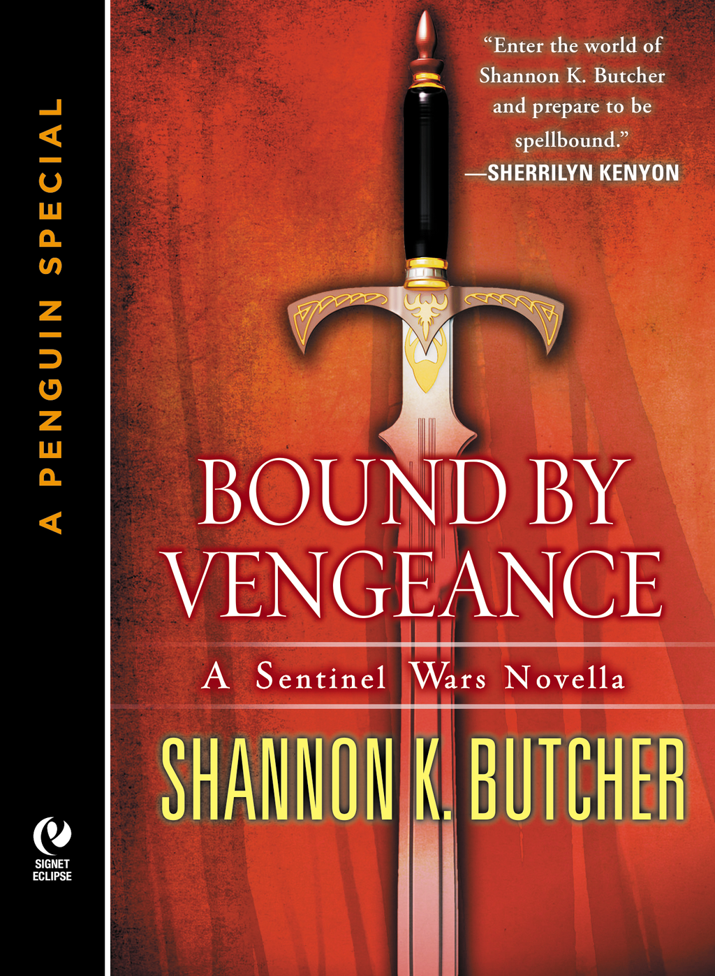 BOUND BY VENGEANCE By: Shannon K. Butcher