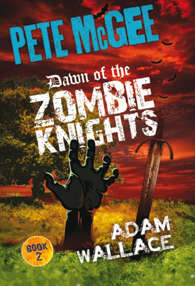 Pete McGee: Dawn of the Zombie Knights