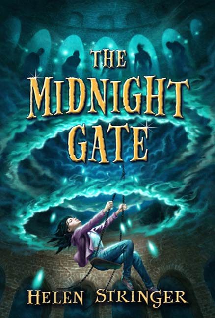 Cover Image: The Midnight Gate