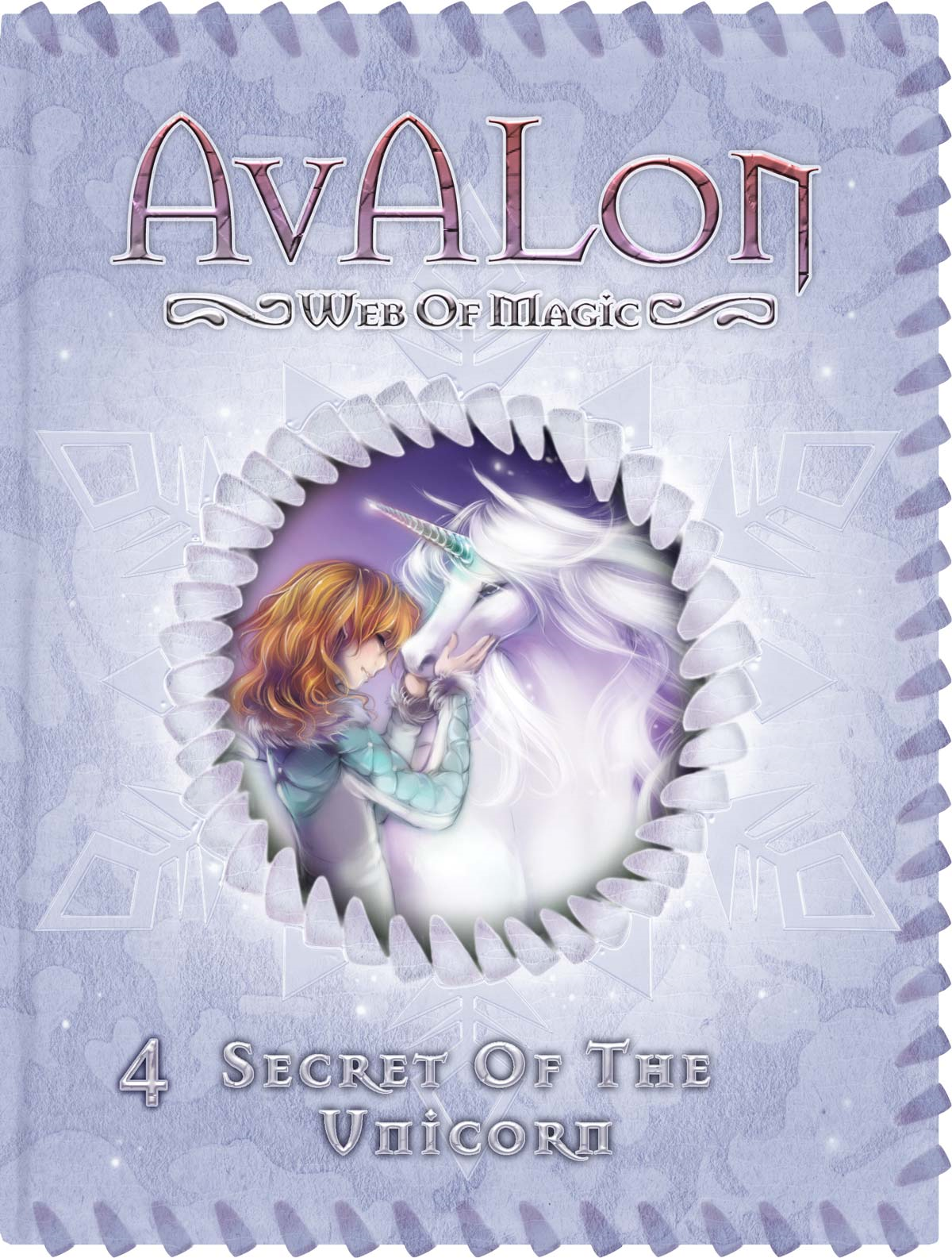 Secret of the Unicorn (Avalon: Web of Magic #4)