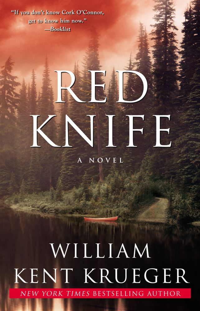 Red Knife By: William Kent Krueger