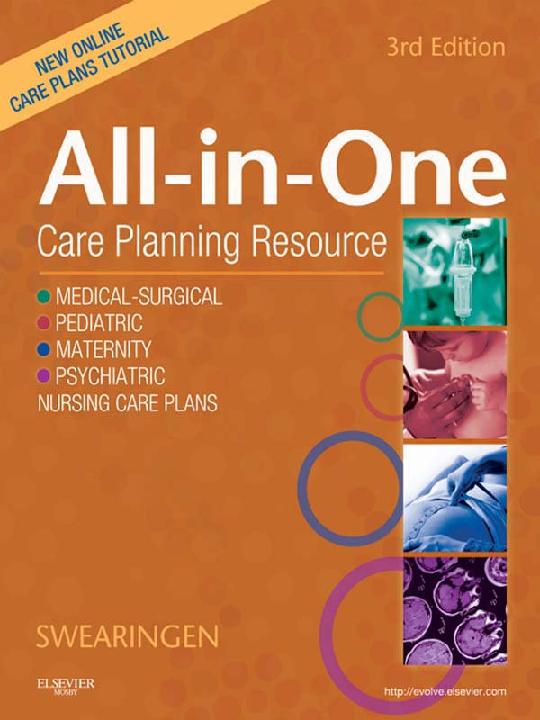 All-In-One Care Planning Resource By: Pamela L. Swearingen
