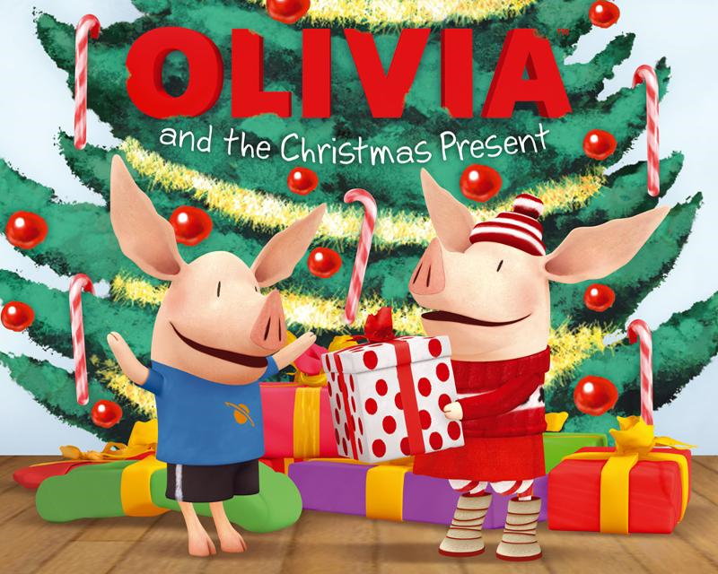 OLIVIA and the Christmas Present By: Farrah McDoogle,Shane L. Johnson