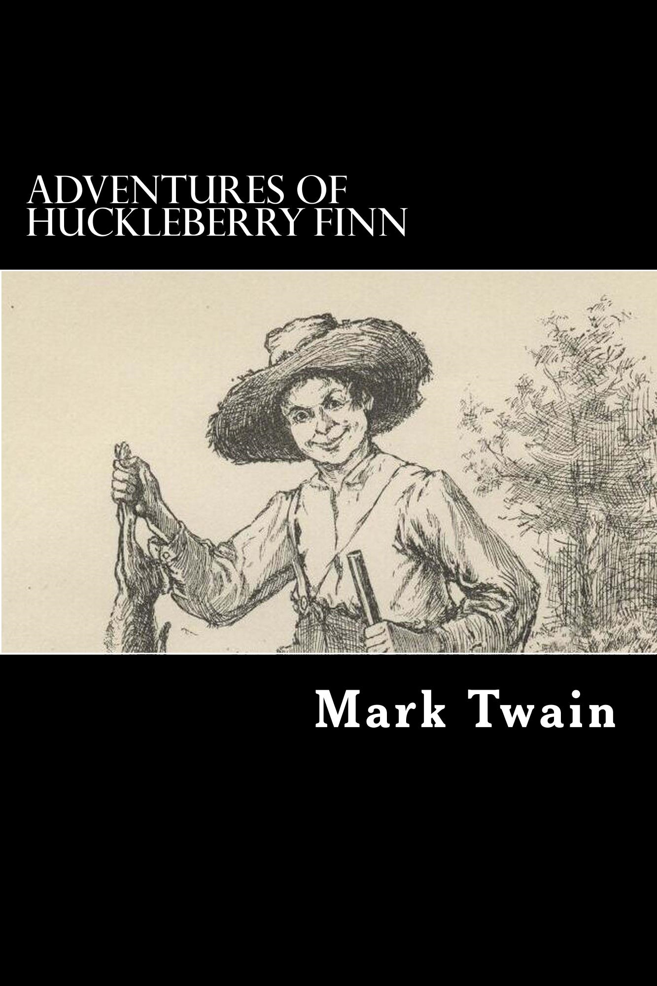 Mark Twain - Adventures of  Huckleberry Finn