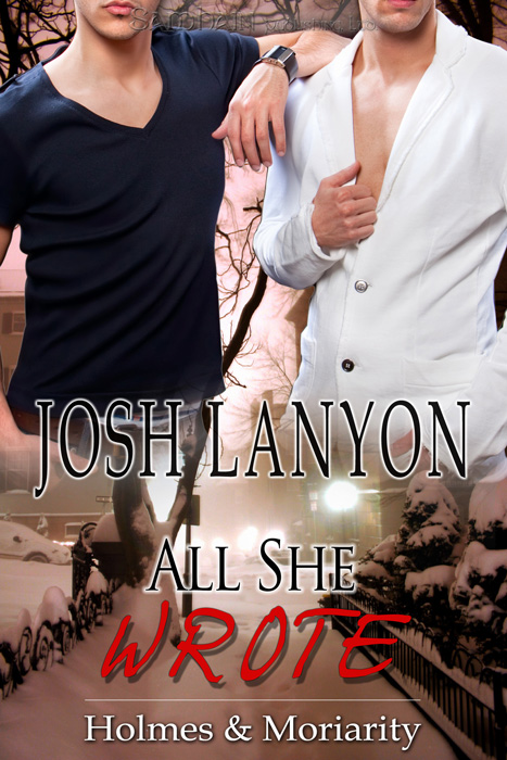 All She Wrote By: Josh Lanyon