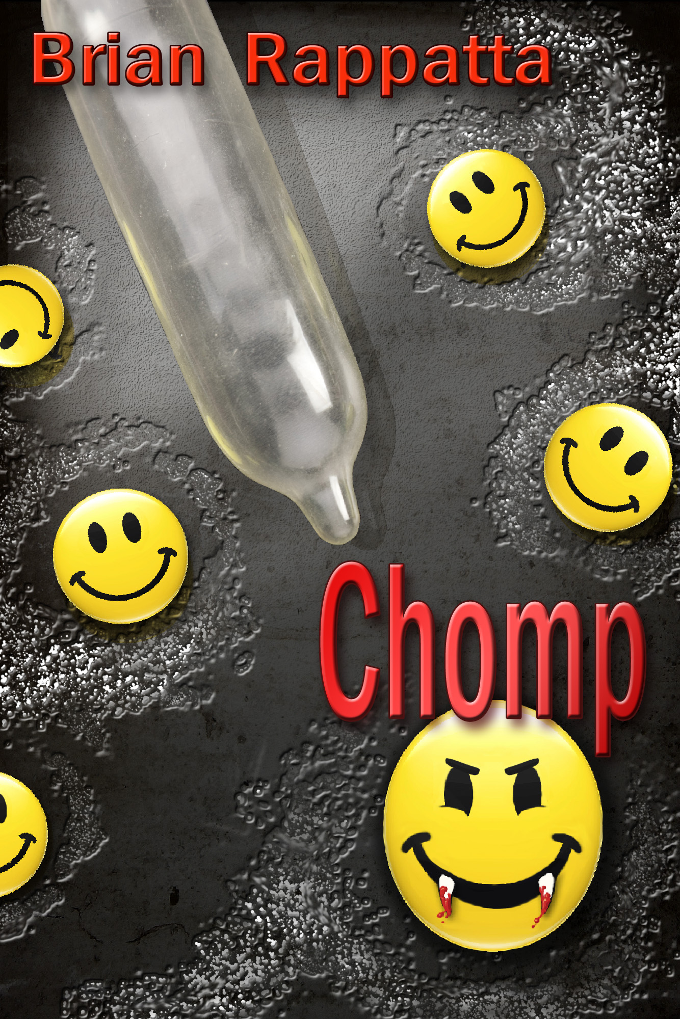 Chomp (A Novella of The Demons and the Dead)