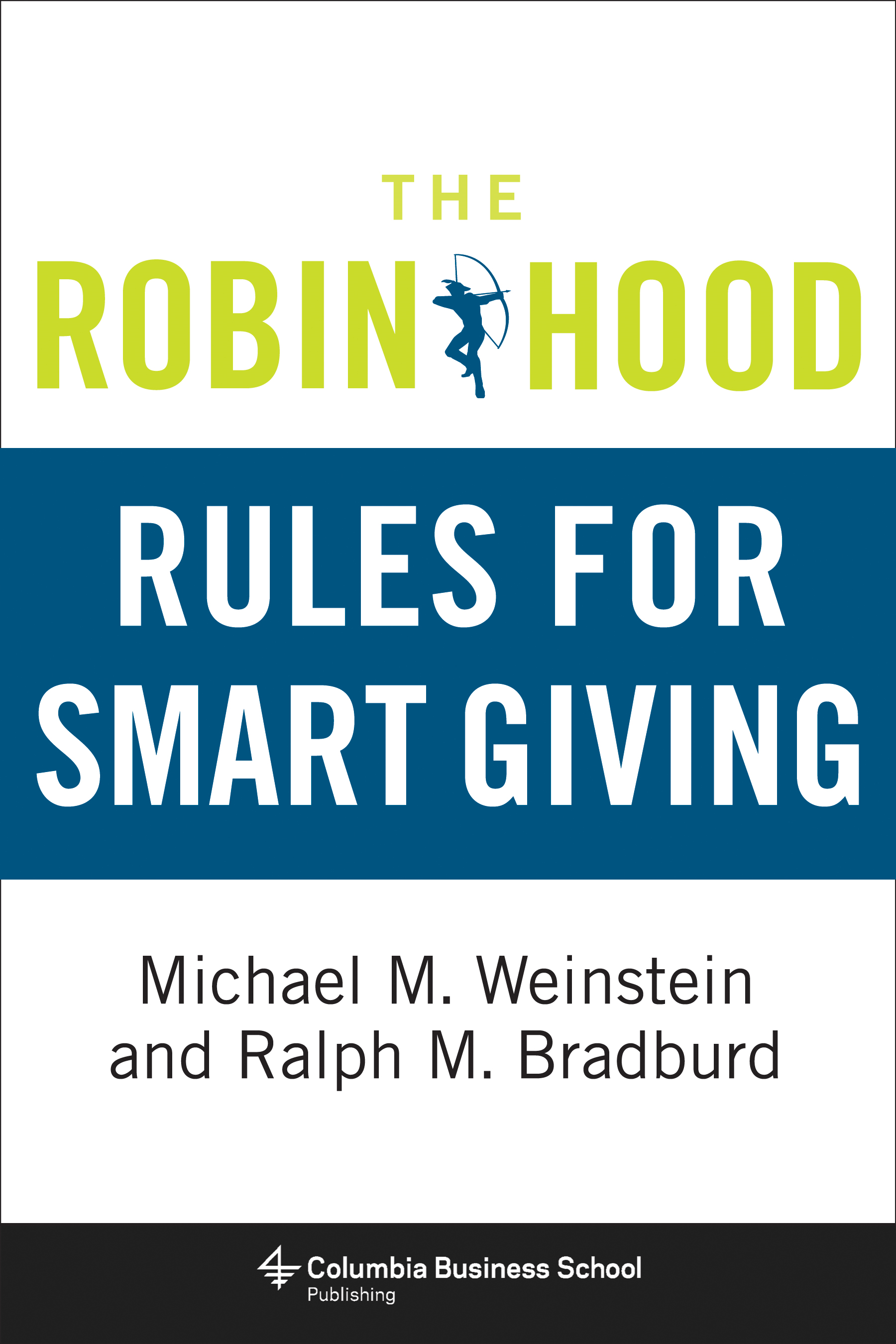 The Robin Hood Rules for Smart Giving