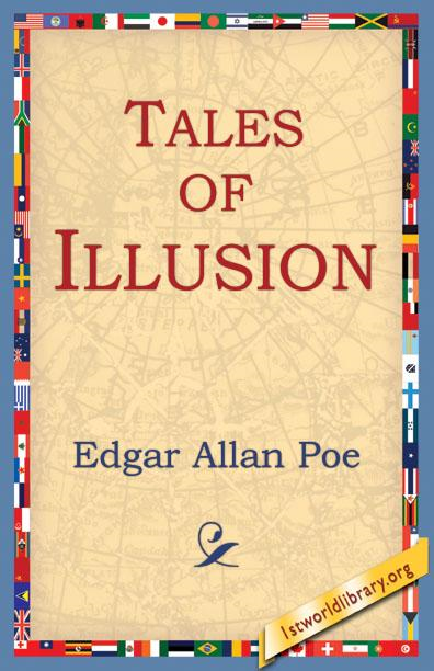 Book Cover: Tales Of Illusion