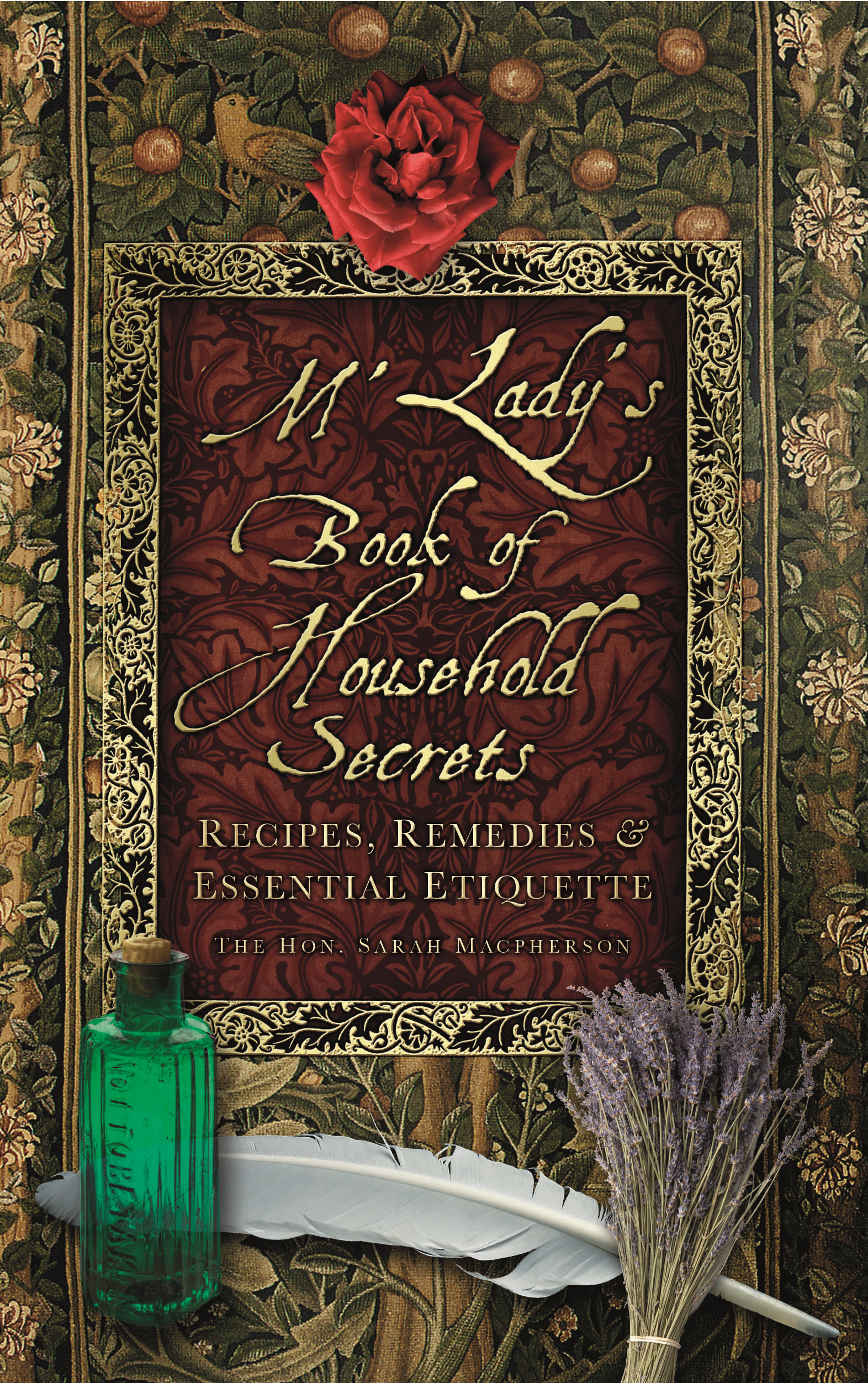 M'Lady's Book of Domestic Secrets