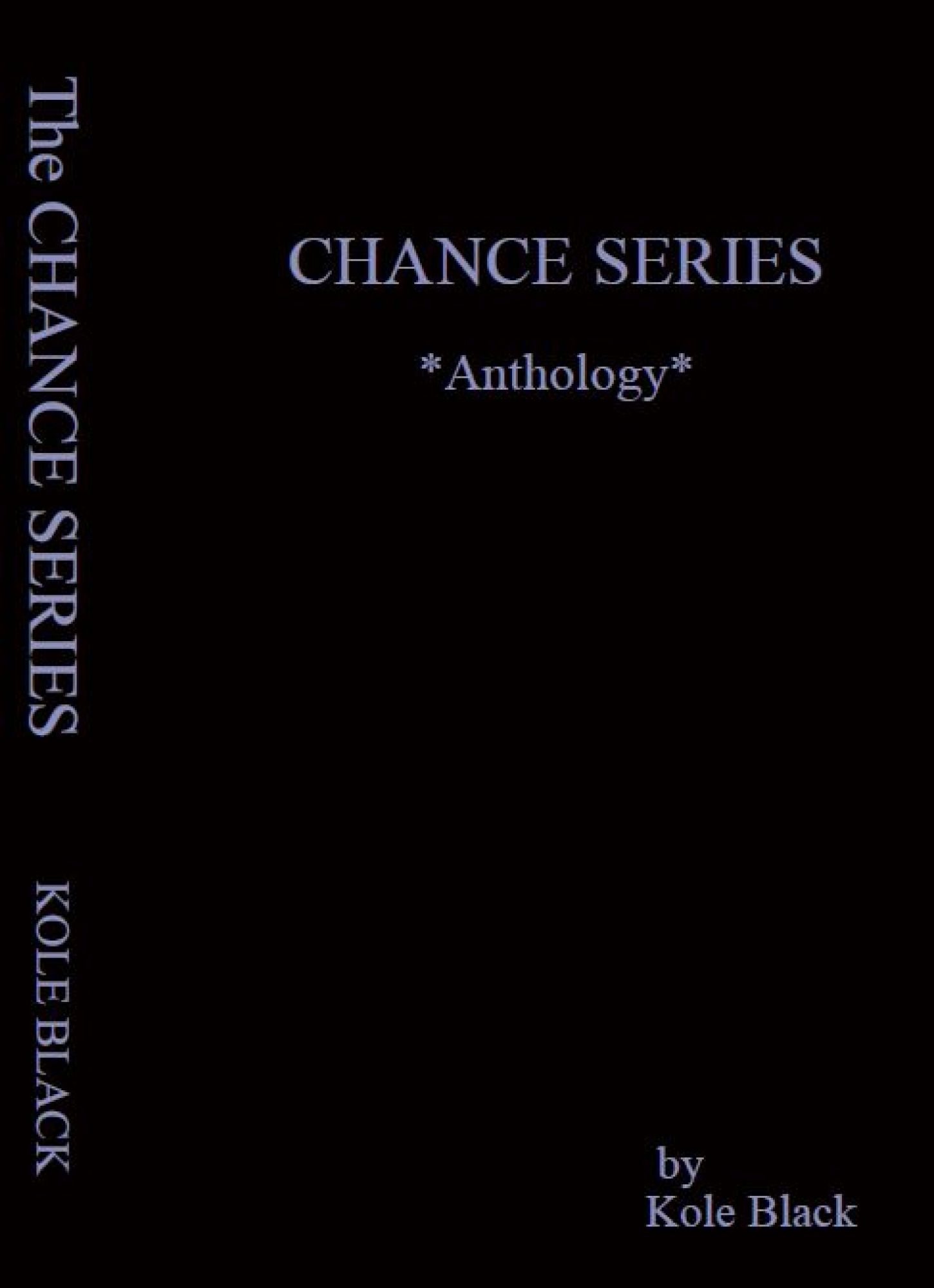 Oprah's BookClub 2.0 - Chance Series -Books 2, 3 & 4-