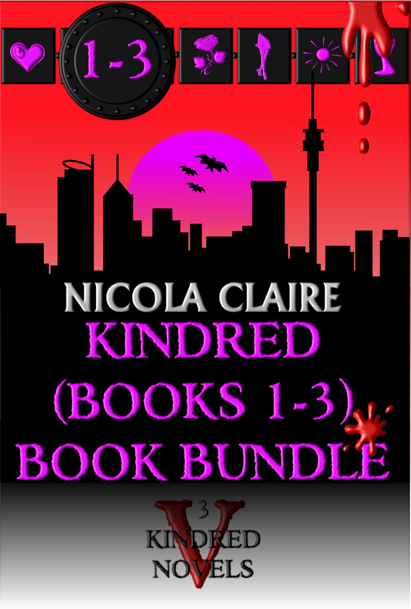 Kindred (Books 1 - 3) Book Bundle