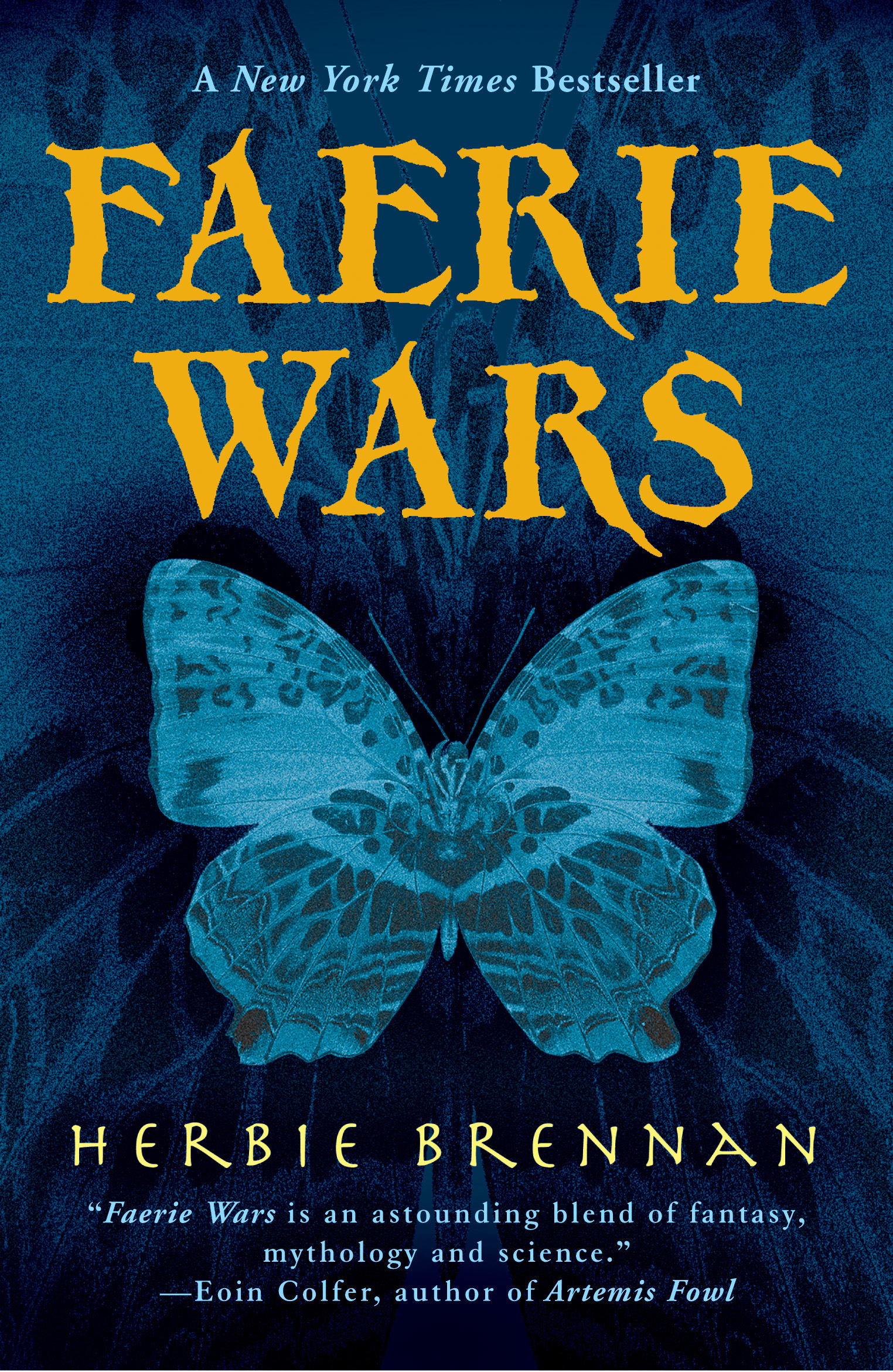 Faerie Wars By: Herbie Brennan