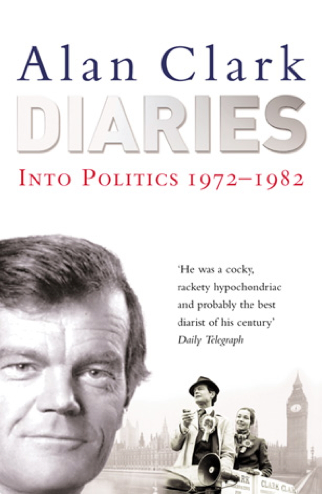 Diaries: Into Politics Into Politics