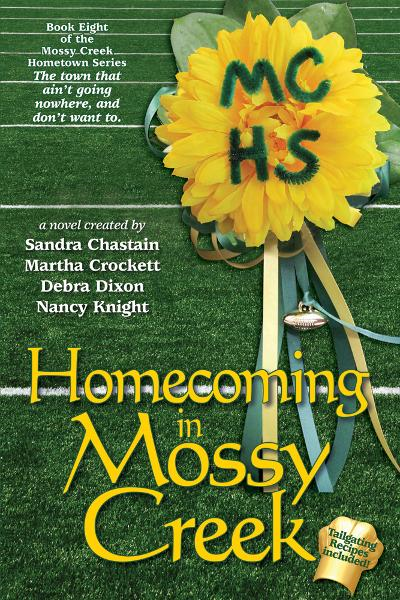 Homecoming In Mossy Creek By: Debra Dixon, Sandra Chastain, Martha Crockett, Nancy Knight, Brenna Crowder, Darcy Crowder, Susan Goggins, Maureen Hardegree, Carolyn McSparren, Beta Platas
