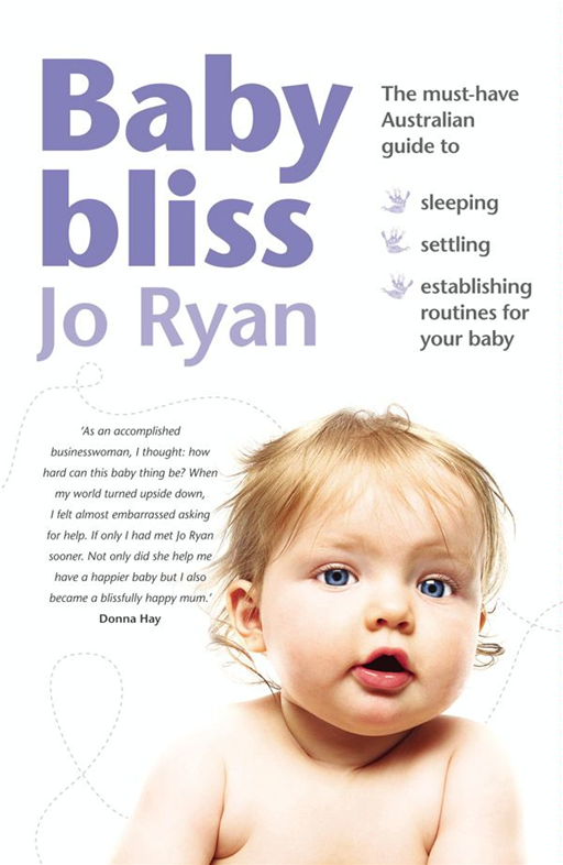 Babybliss By: Jo Ryan