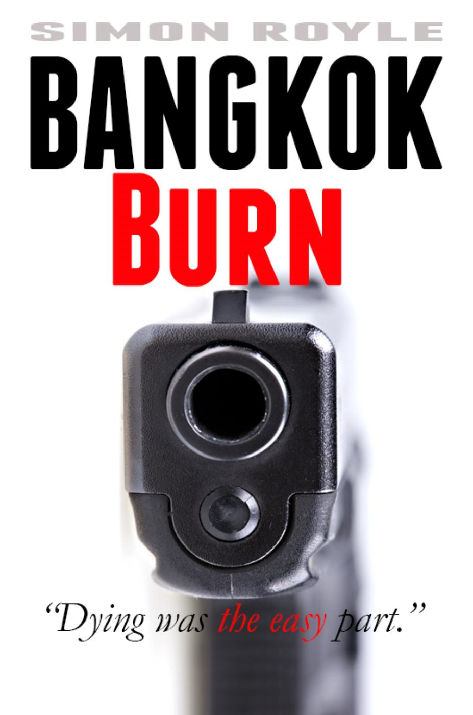 Bangkok Burn (Bangkok Series, #1)