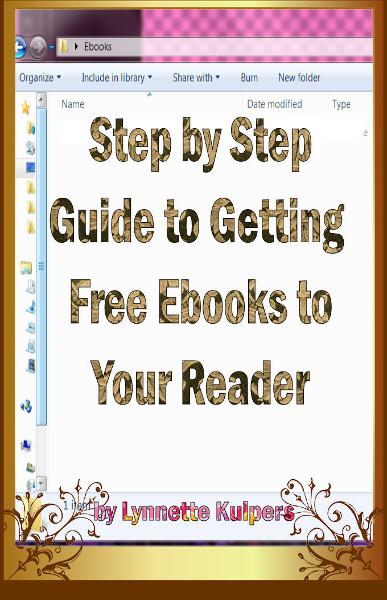 Picture of Step By Step Guide to Getting Free Ebooks to Your Reader