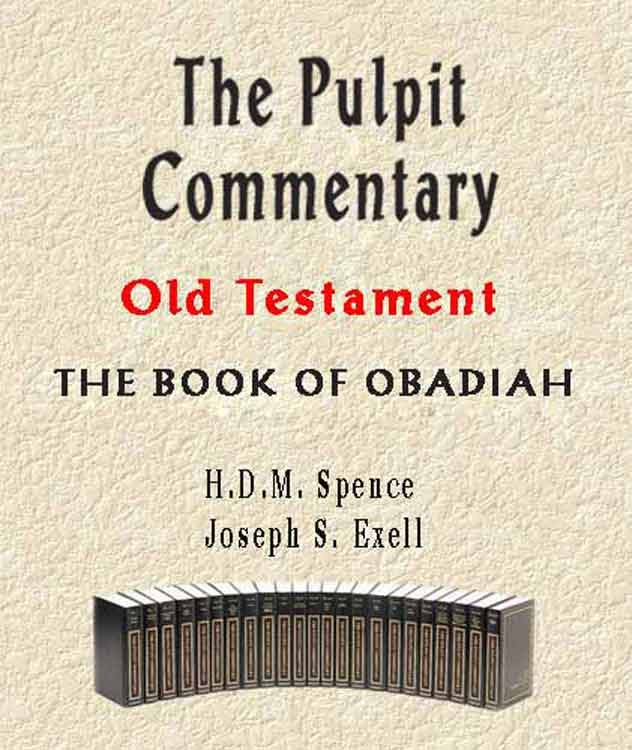 The Pulpit Commentary-Book of Obadiah
