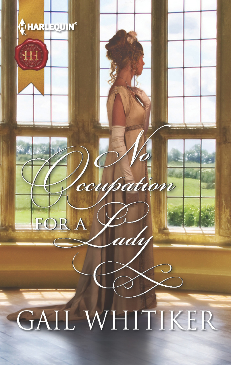 No Occupation for a Lady By: Gail Whitiker