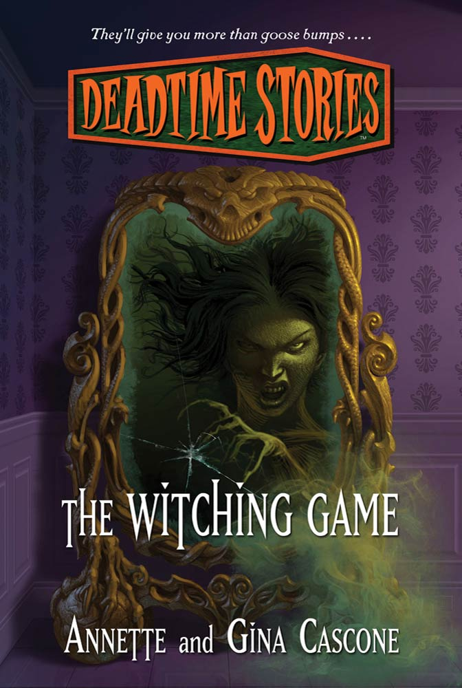 The Witching Game By: Annette Cascone,Gina Cascone
