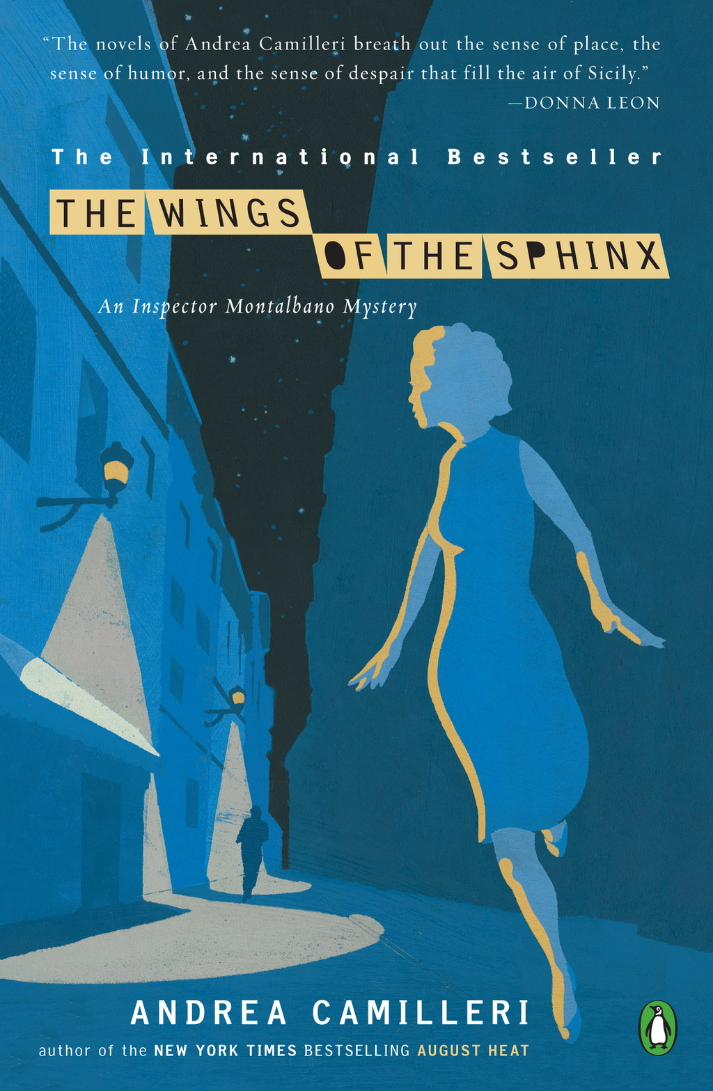 The Wings of the Sphinx By: Andrea Camilleri