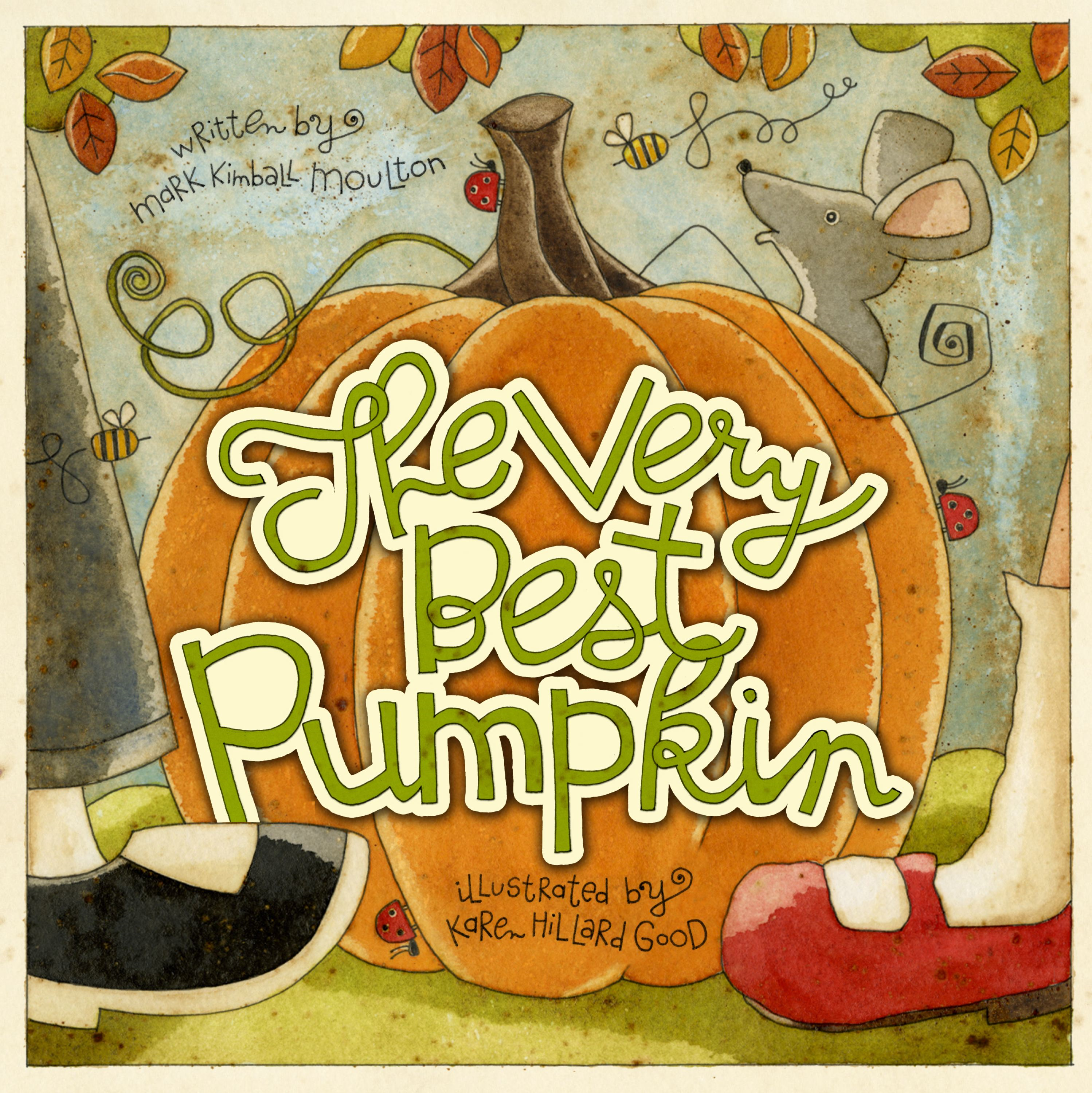 The Very Best Pumpkin