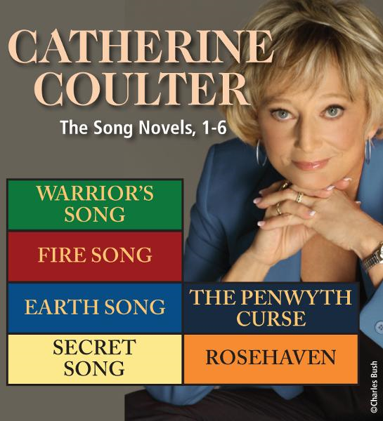 Catherine Coulter: The Song Novels 1-6 By: Catherine Coulter