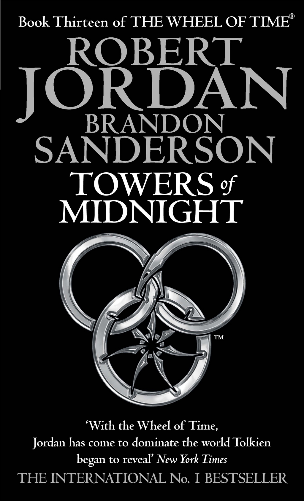 Towers of Midnight Book Thirteen of the Wheel of Time