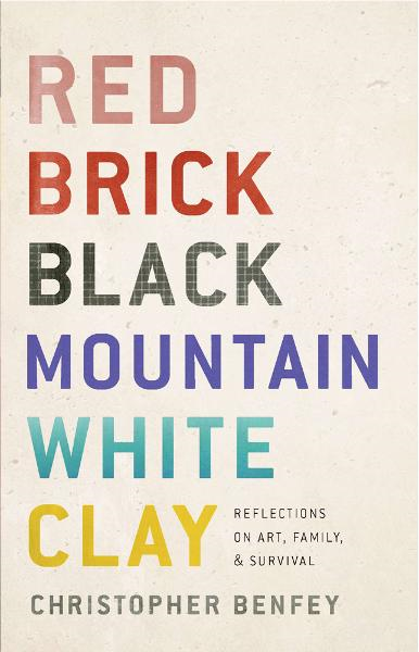 Red Brick, Black Mountain, White Clay
