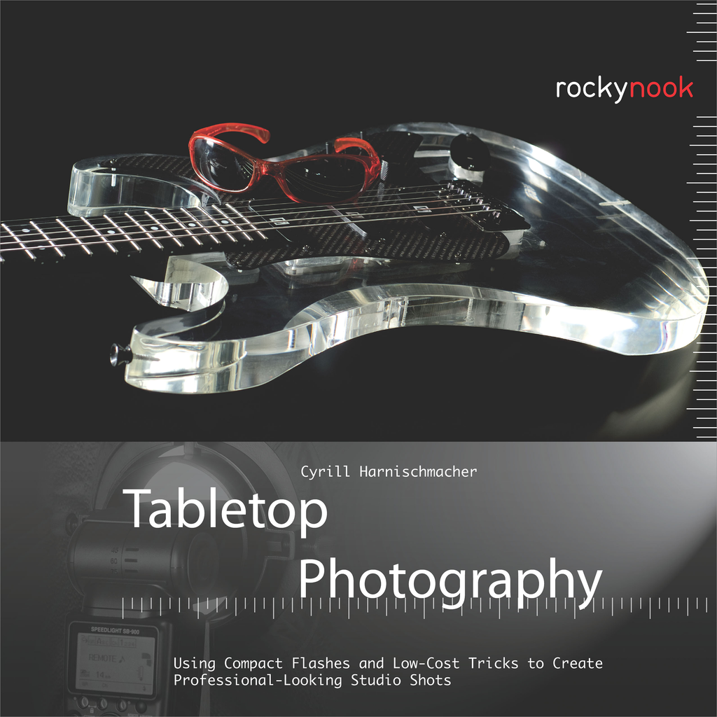 Tabletop Photography By: Cyrill Harnischmacher