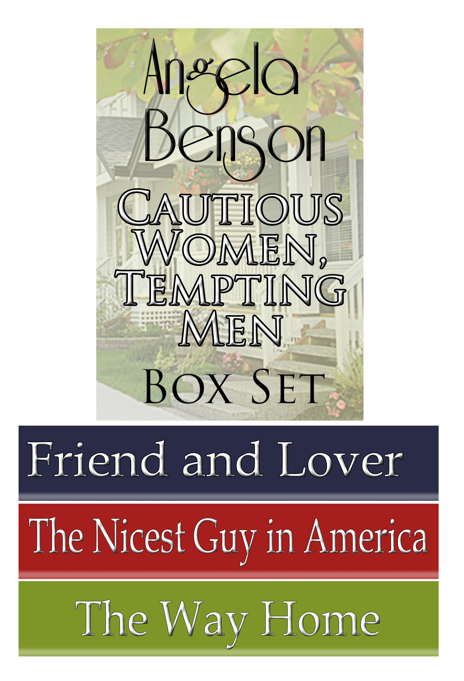 Cautious Women, Tempting Men Romance Boxed Set: 3-in-1