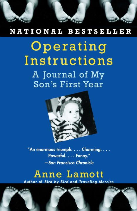 Operating Instructions By: Anne Lamott
