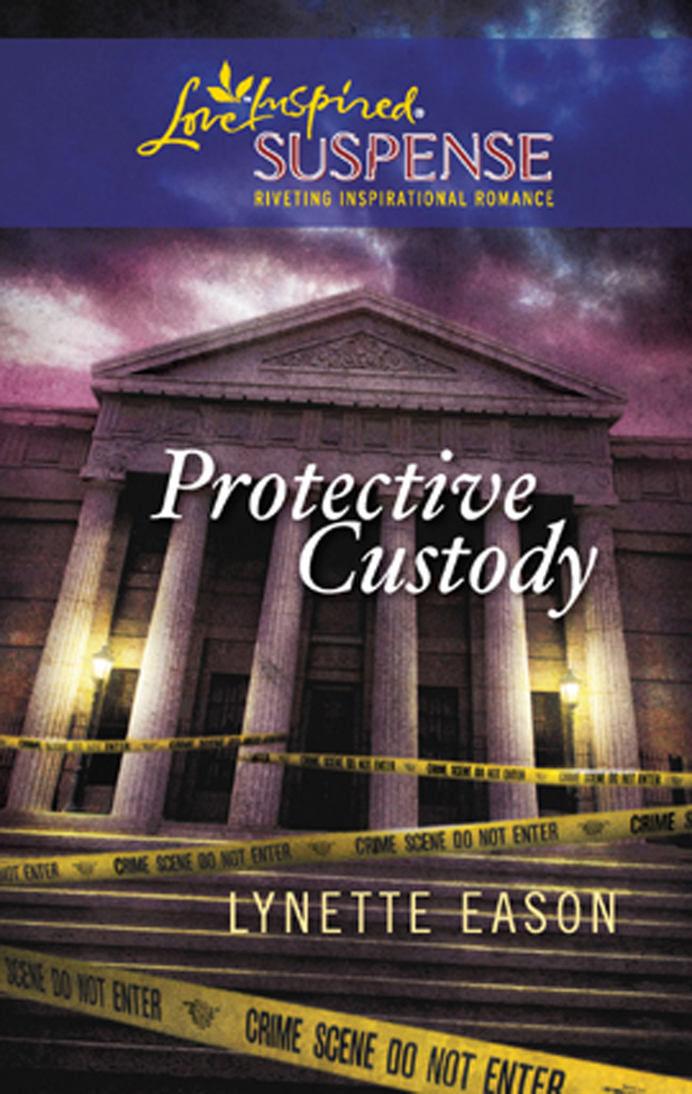 Protective Custody (Mills & Boon Love Inspired Suspense)