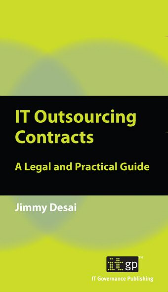 9781849280303  It Outsourcing Contracts: A Legal And Practical Guide