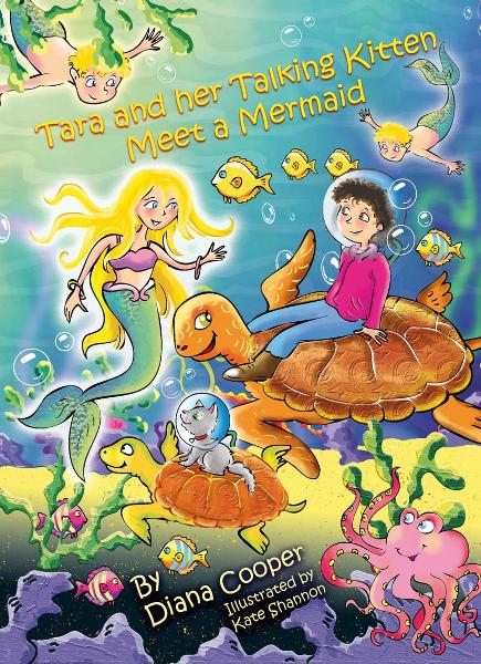 Tara and Her Talking Kitten Meet a Mermaid