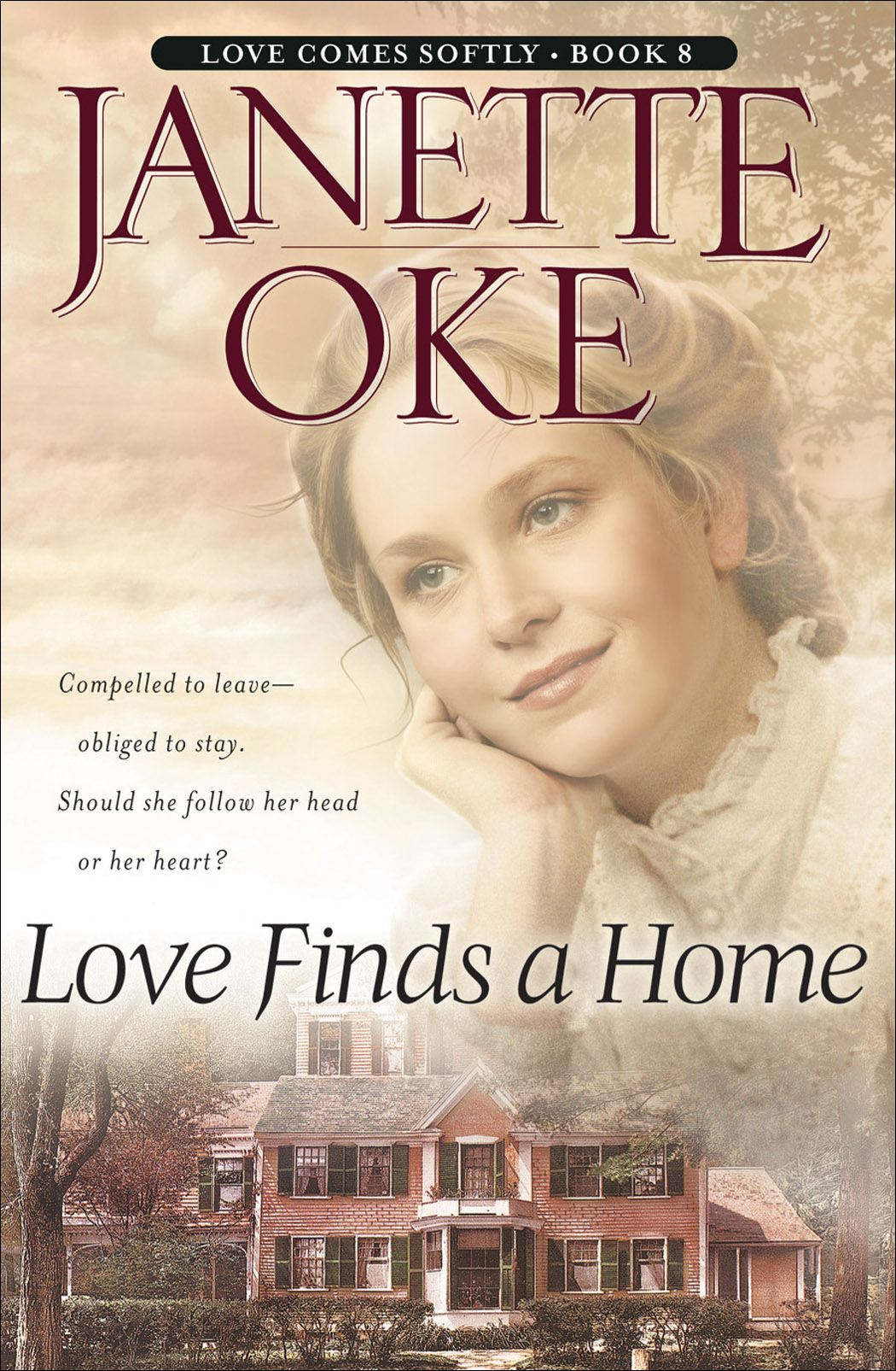 Love Finds a Home (Love Comes Softly Book #8) By: Janette Oke