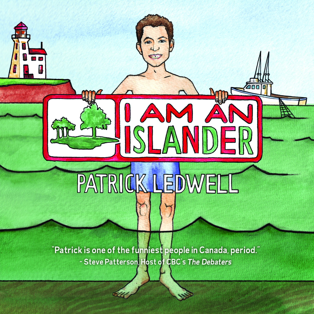 I Am an Islander By: Patrick Ledwell