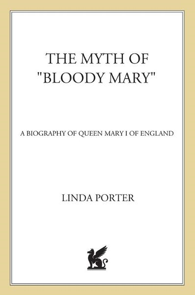 "The Myth of ""Bloody Mary"" By: Linda Porter"