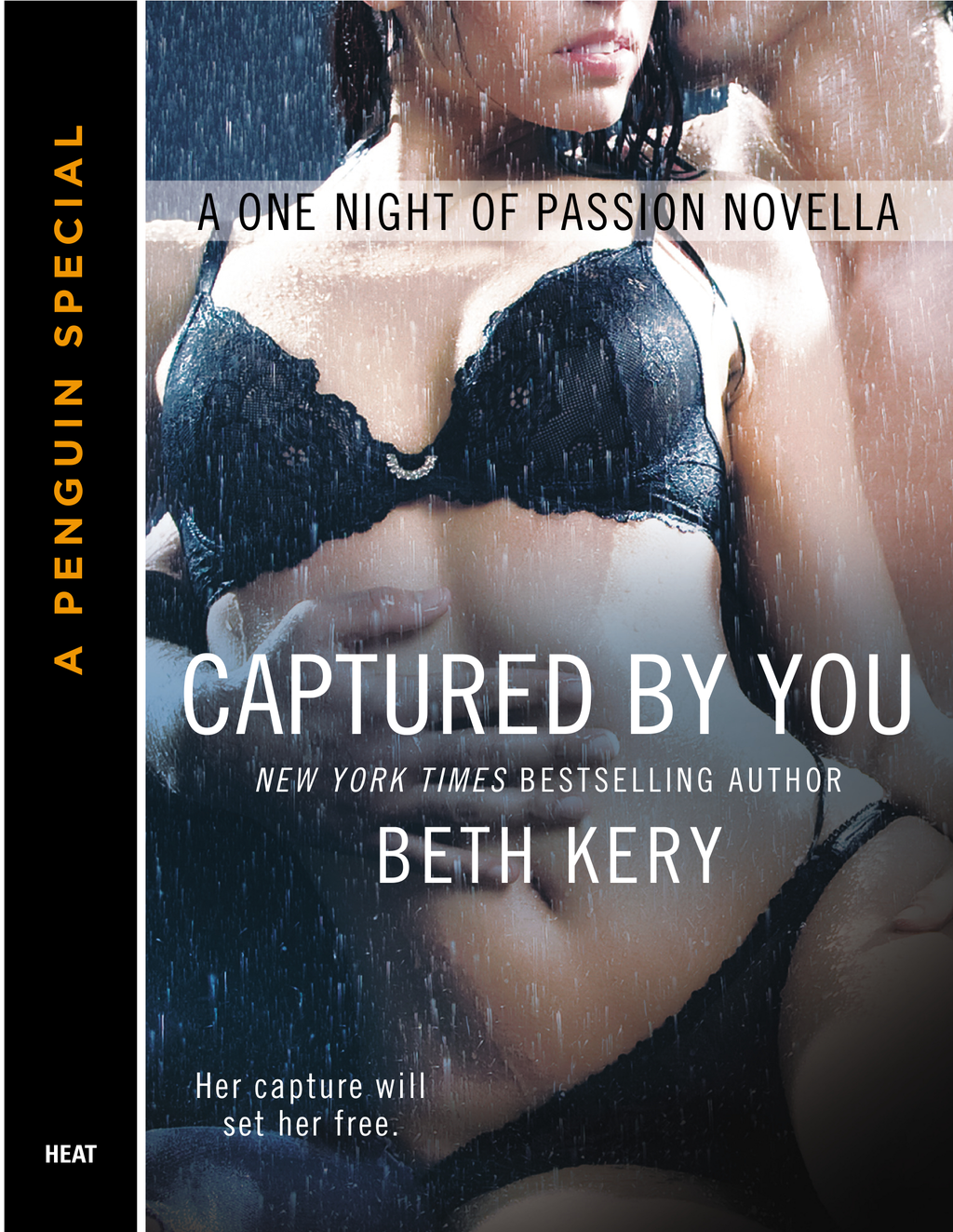 Captured By You By: Beth Kery