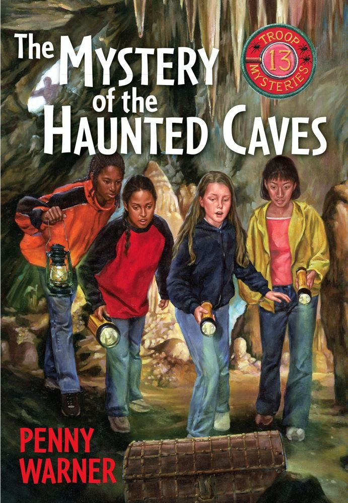 Mystery of the Haunted Cave By: Penny Warner
