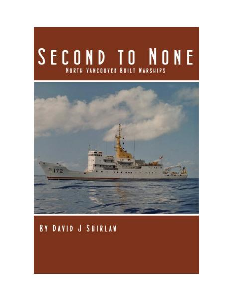 Second to None : North Vancouver Built Warships