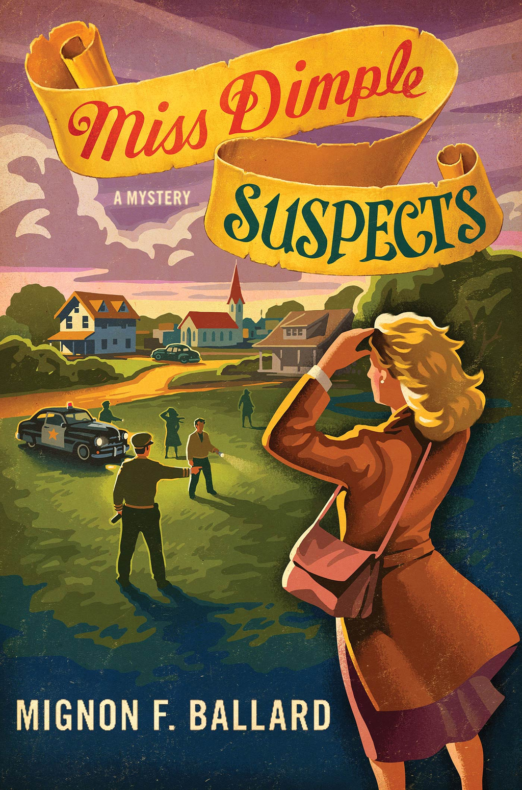 Miss Dimple Suspects