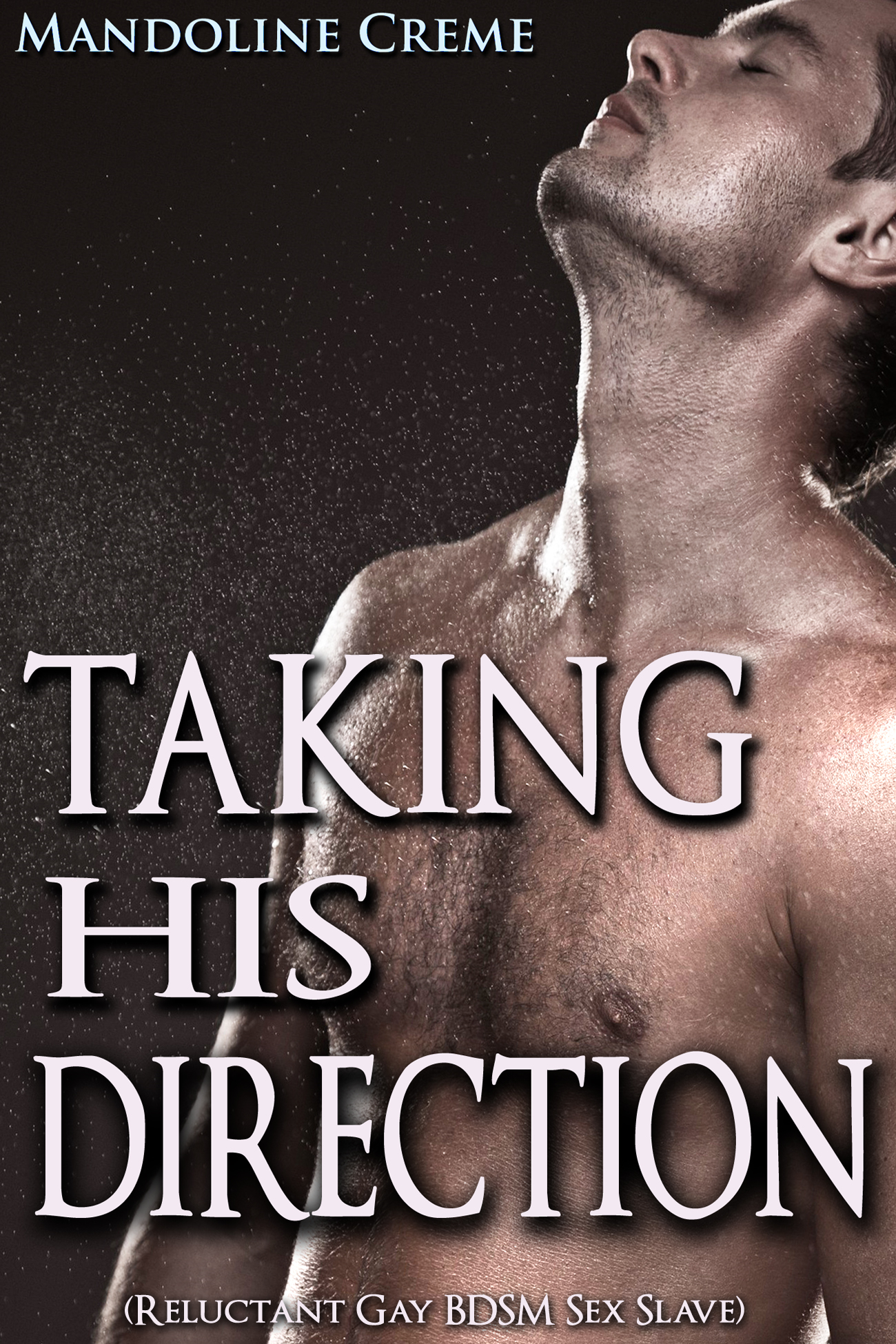 Taking His Direction (Reluctant Gay BDSM Sex Slave) By: Mandoline Creme